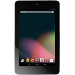 Google Nexus 7 best 5 tablets of 2012