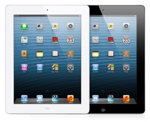 apple ipad 4 best 5 tablets of 2012