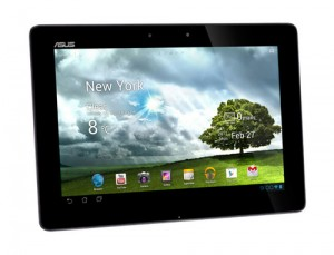 asus pad infinity best 5 tablets of 2012