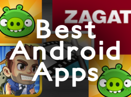 best android apps for october