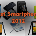 best smartphones of 2012