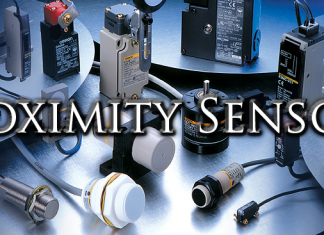 what are proximity sensors