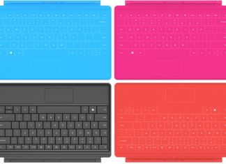 Surface Pro Tablet touch covers