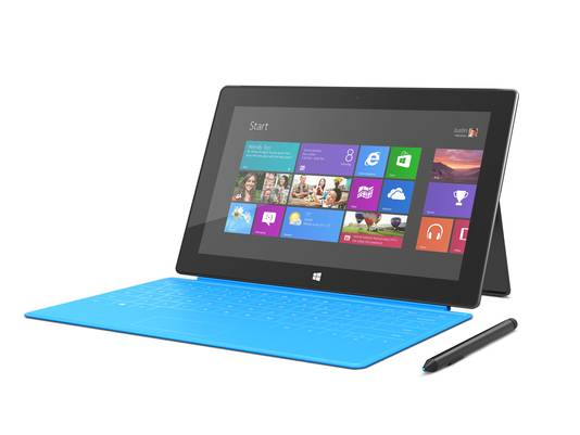Microsoft Surface Windows 8 Pro Tablet