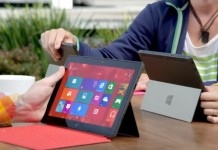 7 inch Surface