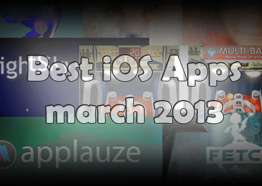 best-ios-apps-march-2013