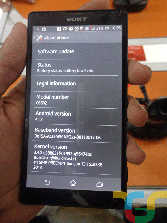 xperia-zl-software-version