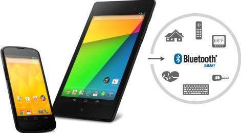 Bluetooth smart ready in android 4.3