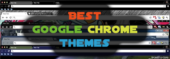 Best Google Chrome Themes Of 2013 - The Gadget Square