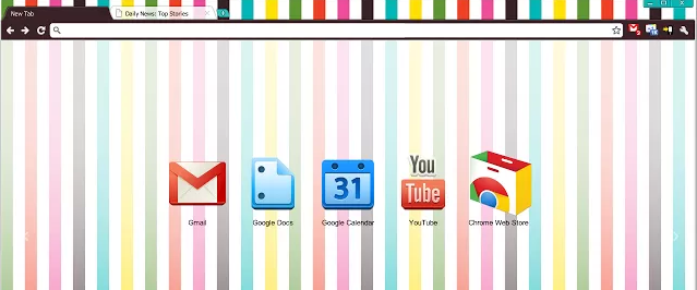 kate spade best google chrome theme of 2013