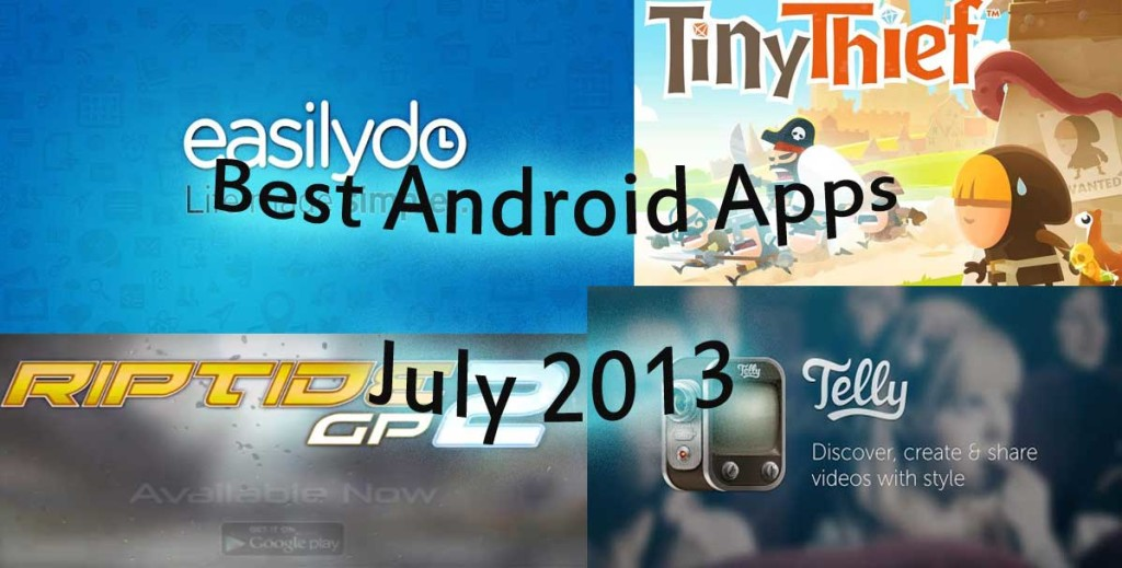 Best Android Apps 2013