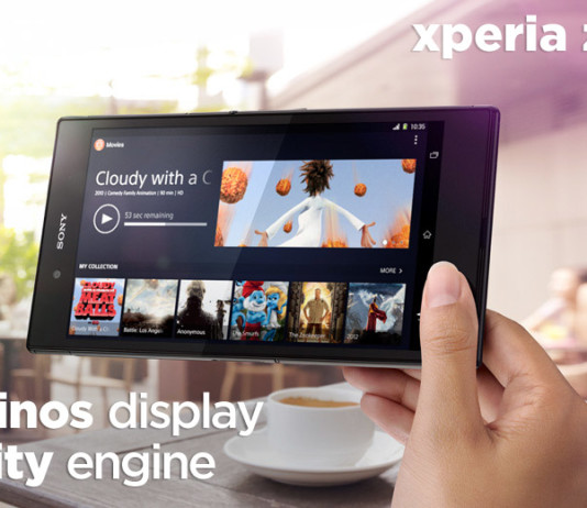 Xperia Z Ultra Display