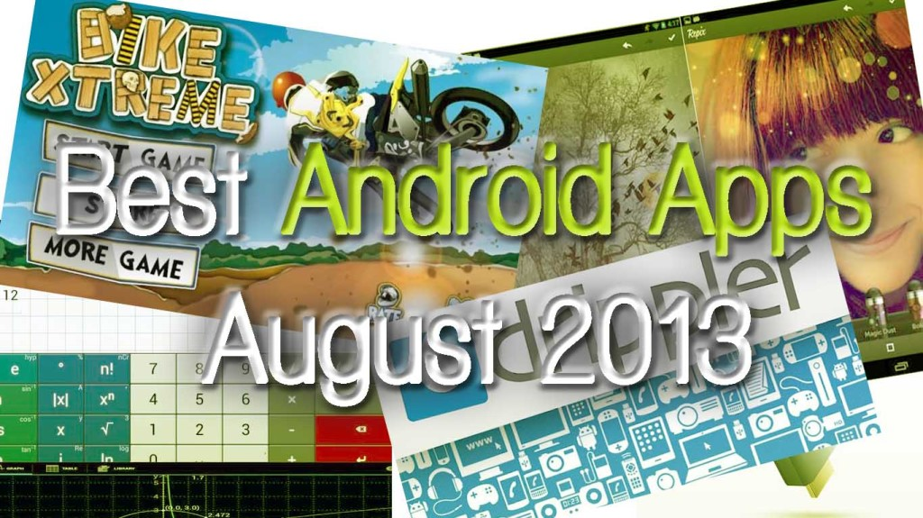 Android apps for august 2013