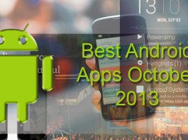 best android apps of october 2013