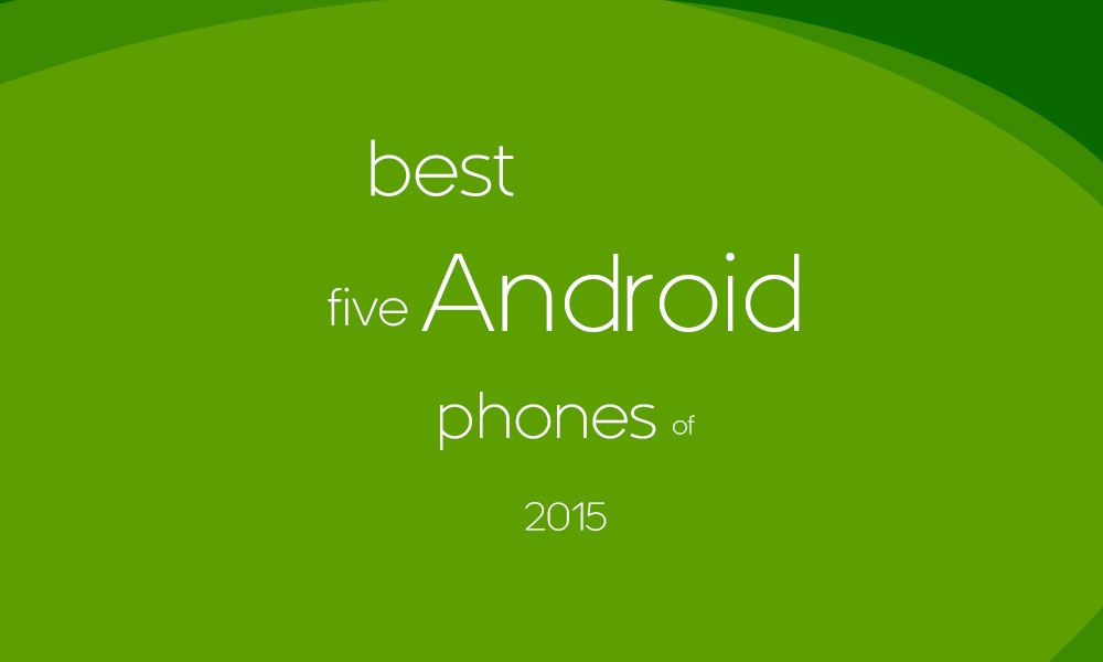 best android phones 2015