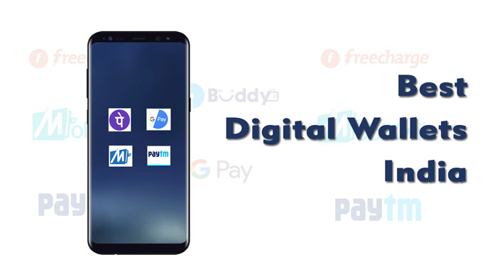Best Digital Wallets in India