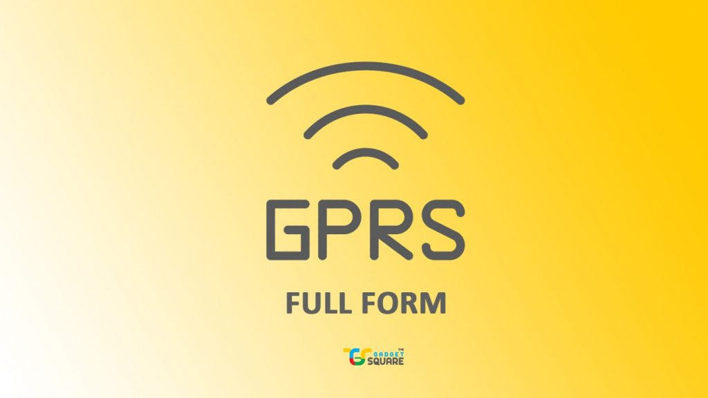 gprs full form