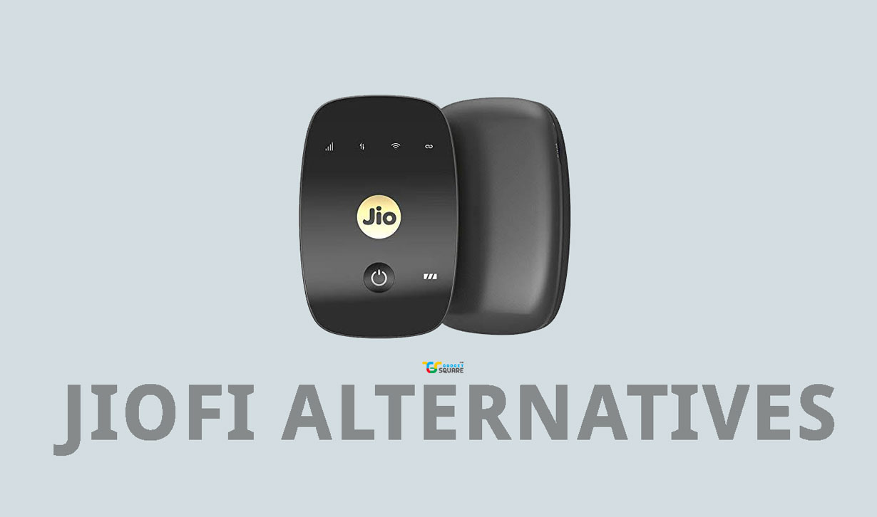 Best JioFi alternatives available to Buy - The Gadget Square
