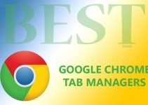Google Chrome Tab Managers
