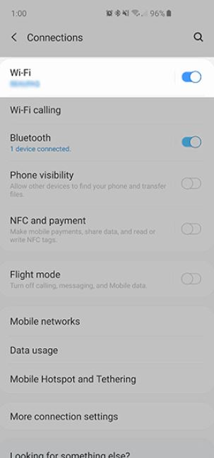 How to use WiFi Direct on Smartphones