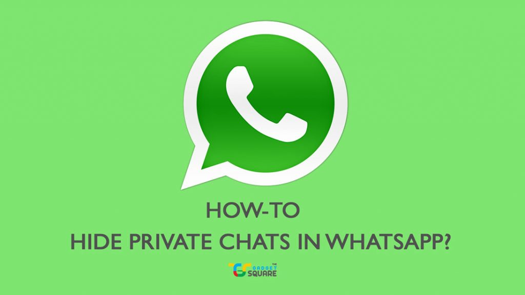 hide private chats in whatsapp